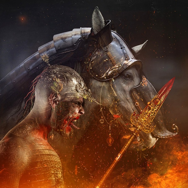 «The Horseman» / «Всадник»