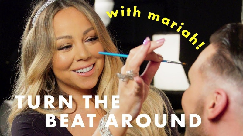 Mariah Carey Gives Her MUA a Crazy 2000s Inspired Makeover Turn The Beat Around