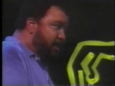 George Duke - Keyboard Improvisation Seminar (Undated, Circa 1980s)