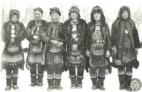 Народы Севера. Чуванцы