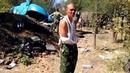 Сбитый Ми 8 украинской 16 й бригады арм авиации с Георгиевка ЛНР