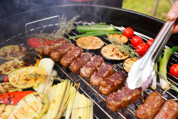 Пикник на даче, на чем готовить Или как готовить мясные блюда на мангале