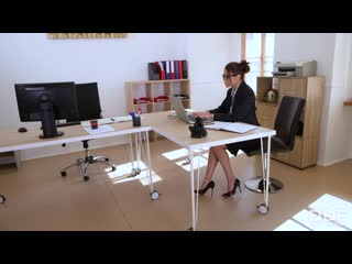 DDFNetwork Sybil - XXXtra Horny During Office Hours NewPorn2019