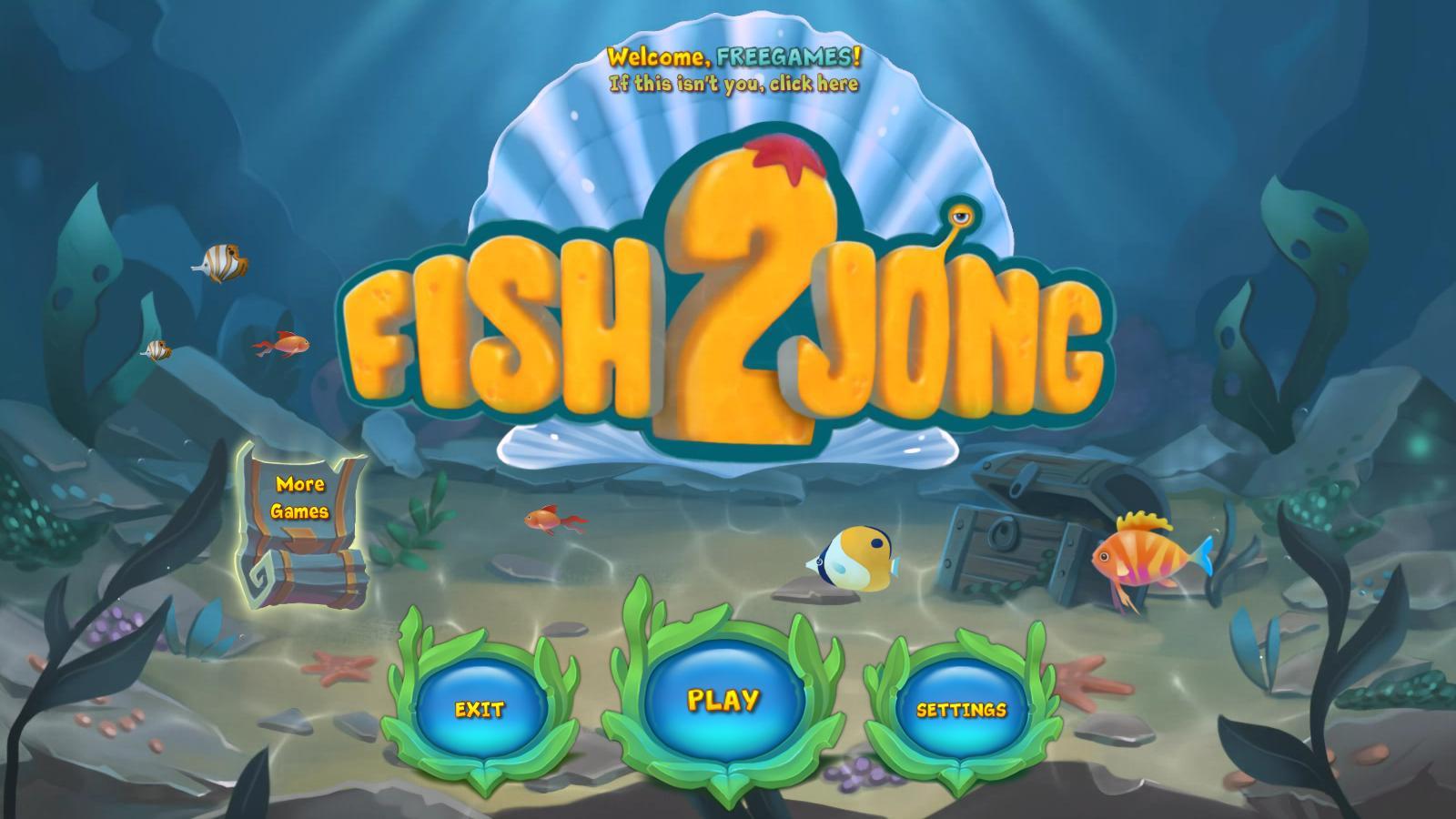 Фишджонг 2 | Fishjong 2 (En)
