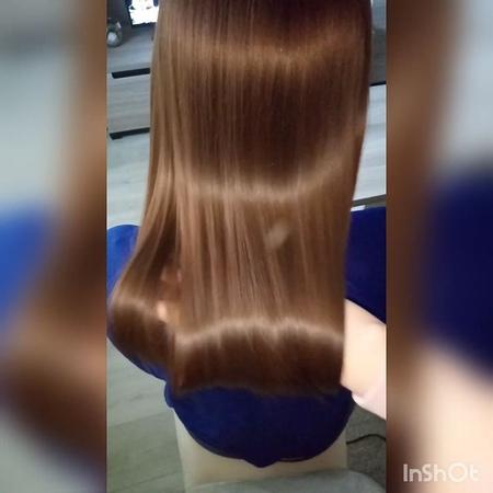 """Keratin & botox hair on Instagram: """"Ботокс😻 🍓питает волосы 🍓убирает пушистость 🍓делает волосы шелковистыми 🍓эффект от 2 до 5 месяцев ботоксволосгд..."""