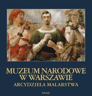 Muzeum Narodowe w Warszawie - книга о Национальном Музее в Варшаве