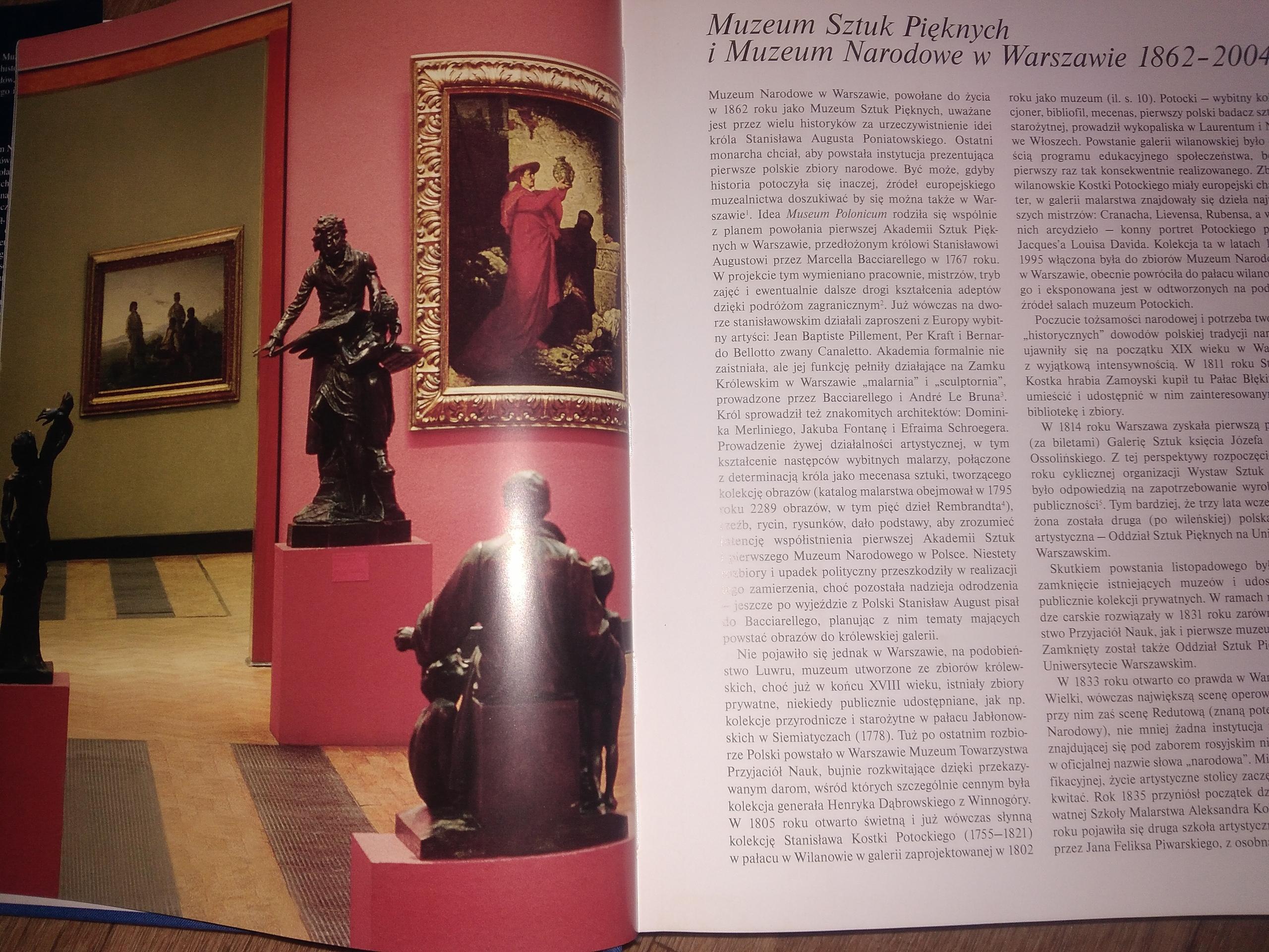 Muzeum Narodowe w Warszawie - фото из книги
