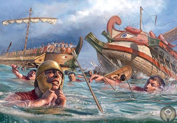 Пираты античности и как их победили римляне под руководством Помпея Великого