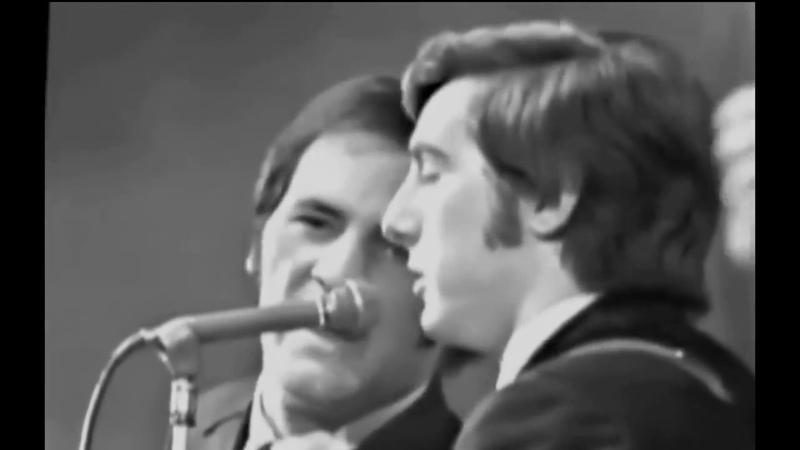 Wembley's Empire Pool April 1965 Moody Blues