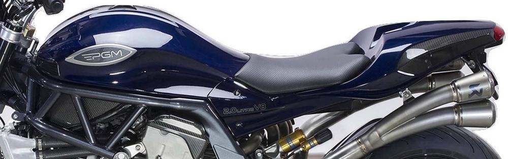 PGMV8 - самый мощный серийный мотоцикл из Австралии