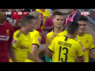Liverpool vs Borussia Dortmund 2-3 All Goals & Highlights 20-7-2019