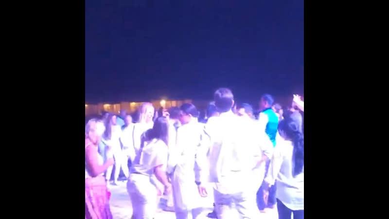 White party at gallos of India (Mandawa )