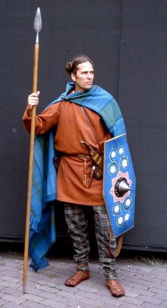 Чужеземцы в римской армии