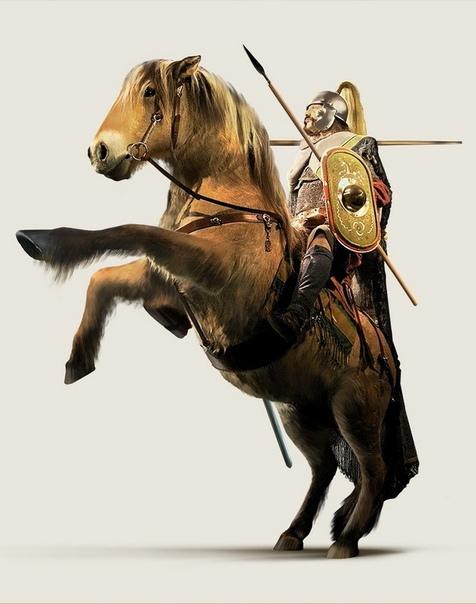 Чужеземцы в римской армии Автор статьи - Алексей Козленко Источник - Во всех договорах, которые римляне заключали со своими соседями, упоминалось одно и то же требование: предоставлять солдат