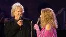 Barbra Streisand - Kris Kristofferson - Hyde Park (Evergreen to Enough Is Enough)