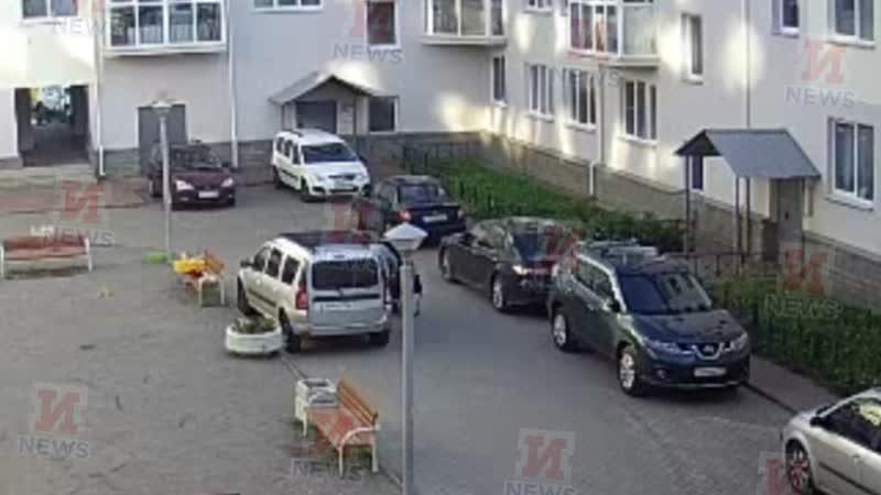 Парковка во второй ряд