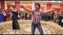 Лезгинка 2018. Чеченский здоровяк и хрупкая девушка танцуют лезгинку