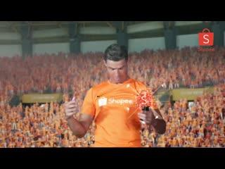 Роналду снялся в азиатской рекламе – и она нереально странная