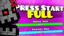 THE BEST FULL VERSION Press Start Full 2 2 XL level Geometry Dash