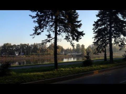 о. Каменный - о. Крестовский, Средняя Невка, вдоль гребного канала