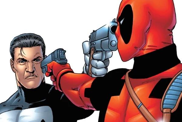 Дэдпул против Карателя Дэдпул и Каратель одни из самых популярных анти-героев вселенной Марвел. Они оба любят оружие, мастерски им владеют, и, конечно, они оба предпочитают убивать своих врагов.