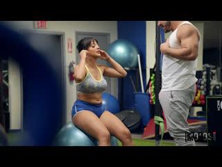 Kosame dash gym spy all sex big tits ass latina hardcore gym fitness sport teen babe