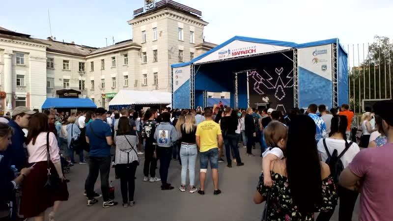 21 07 2019г Воркута Даниил Вахрушев