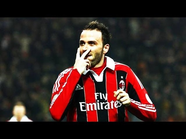 All 15 Giampaolo Pazzini Serie A Goals | AC Milan 201213