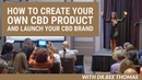 How to Create Your Own CBD Product and Launch Your CBD Brand