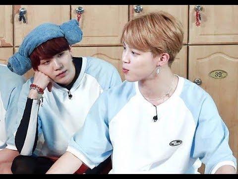 Yoonmin flirting