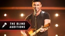 Blind Audition Nathan Foley 'Footloose' The Voice Australia 2019
