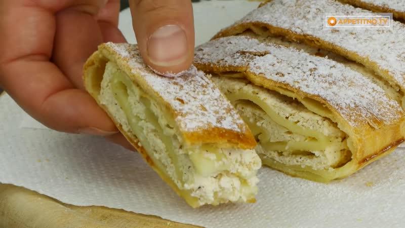 Другого такого не бывает! Самый вкусный греческий пирог с творогом - покорит всех!