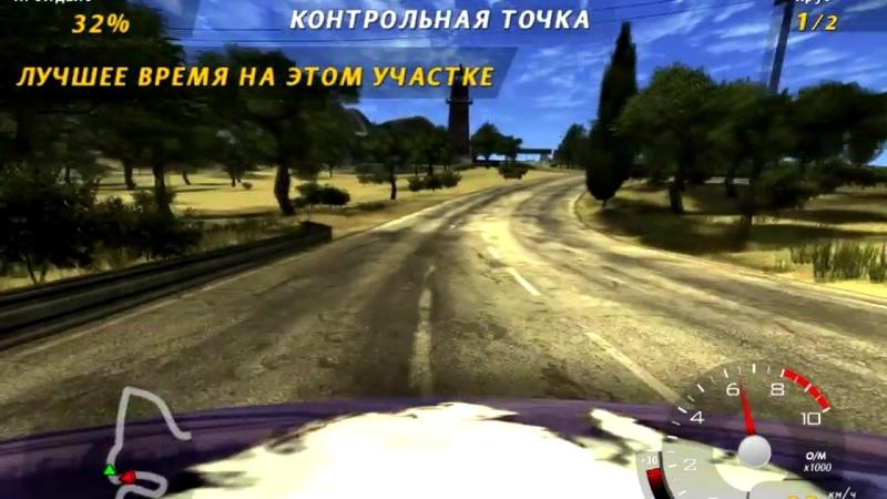 GTI Racing (2006) - 48 Lost Souls. Redemption Cup 1. Сицилия. Италия