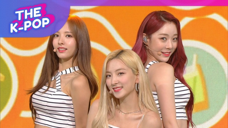 WJSN, Boogie up [THE SHOW 190625]