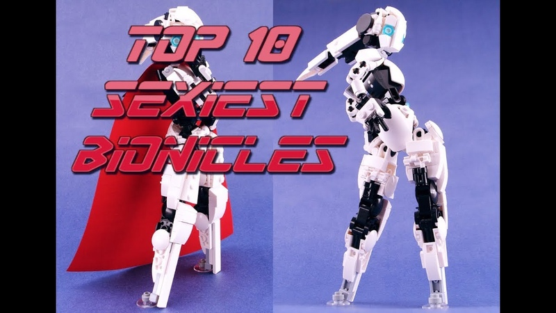 Top 10 Sexiest Bionicles