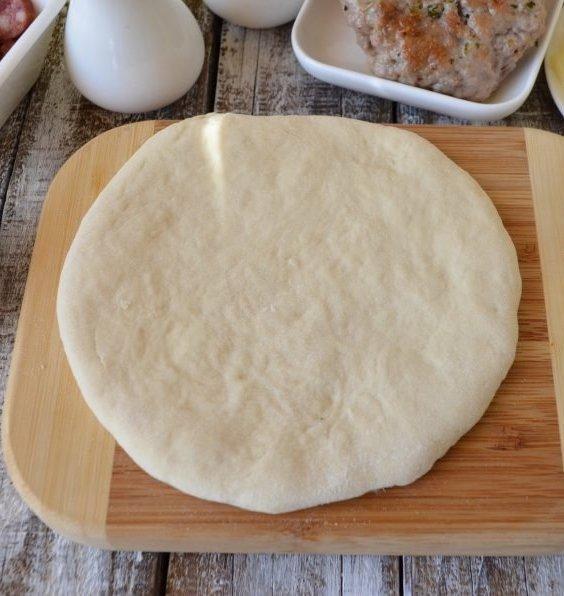 Готовим бургеры в стиле пиццы!