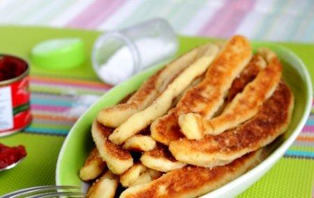 Картофельные палочки для быстрого перекуса!