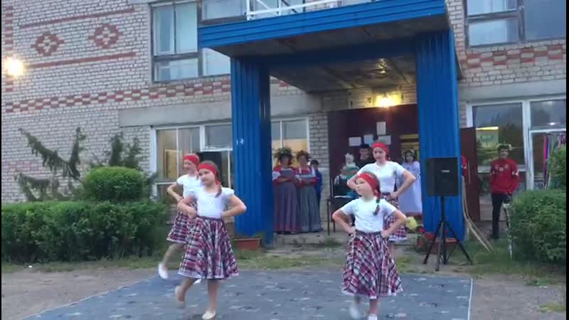 Красная горка Вася - Василёк