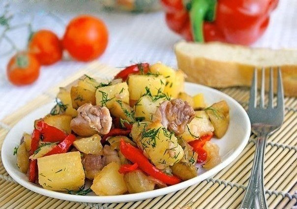 Готовим вкуснейший ужин «Ассорти»!