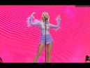 Zara Larsson All the time Live Way out west