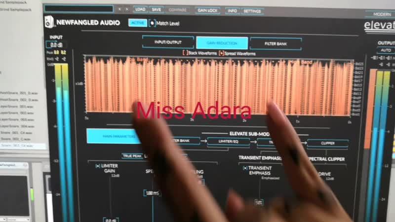Miss Adara-New project DEMO