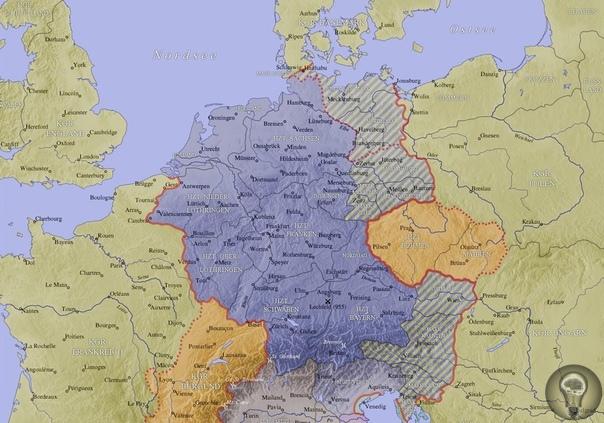 Генрих Птицелов: первый король Германии Герцог Саксонии, которого по праву считали первым королём Германии, попал в историю не только из-за причудливого прозвища. Восточно-франкское королевство: