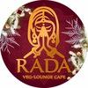 RADA, вегетарианское лаундж-кафе   Красноярск