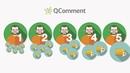 Заработок, подработка в интернете на сайте qcomment без вложений.