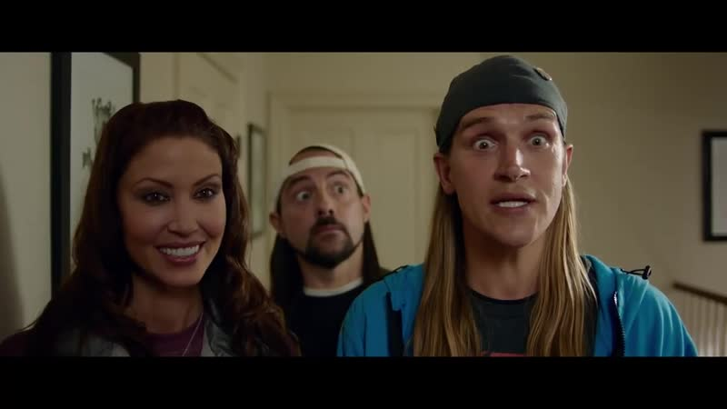 Jay and Silent Bob Reboot Comic-Con Red Band Trailer 1 (2019)