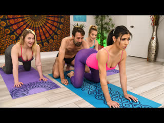 Brazzers Brooklyn Gray - The Guru Of Gape | Anal Sex Teen Petite Oil Yoga Freaks Gym Workout Doggystyle Cowgirl Facial Порно