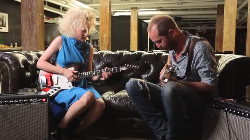 St Vincent Guitar Moves Noisey