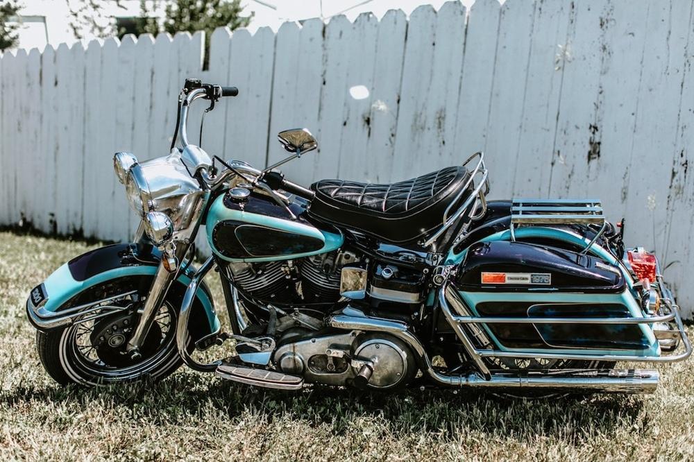 Харлей Элвиса стал третьим самым дорогим мотоциклом в мире
