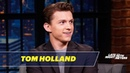 Tom Holland Got Recognized While Helping a Sick Airline Passenger