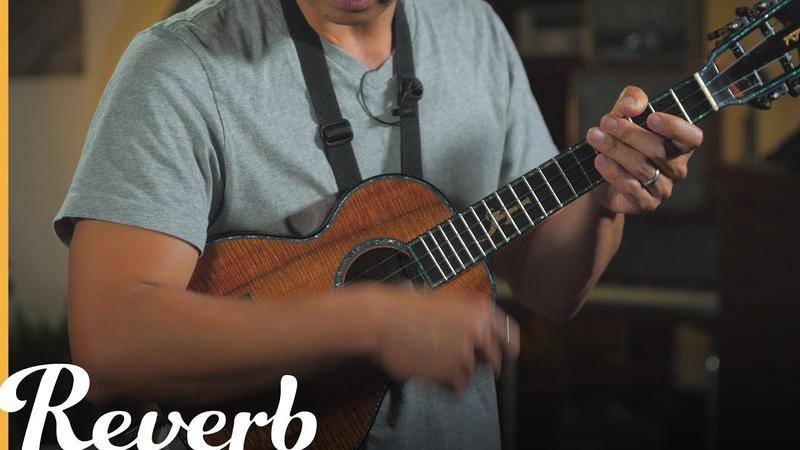 Ukulele Rhythm Techniques with Jake Shimbabukuro | Reverb Learn to Play